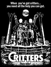 "Critters ""Poster Version"" T-Shirt"