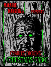 Macabre Mansion: A Christmas Carol