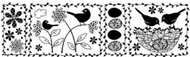 Birdies Jumbo Rollagraph Wheel