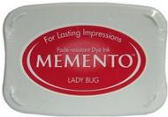 Ladybug Memento Ink Pad
