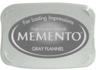 Gray Flannel Memento Ink Pad