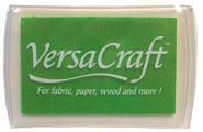 Spring Green VersaCraft Ink Pad
