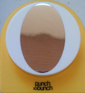 72mm x 52mm Oval Punch