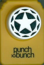 Star Round Art Frame Punch