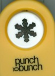 Carla Snowflake Small Punch