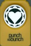 Heart Round Art Frame Punch