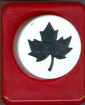 Maple Leaf Medium Punch