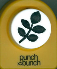 Ash Leaf Large Punch