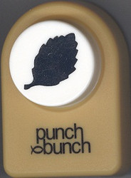 Birch Leaf Medium Punch