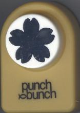 Cherry Blossom Medium Punch