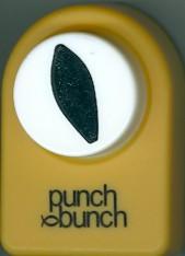 Single Petal Medium Punch