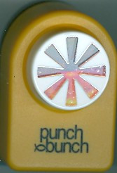 Cosmos Medium Punch