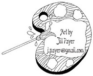 Art By Custom Rubber Stamp