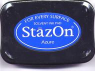 Azure StazOn Ink Pad