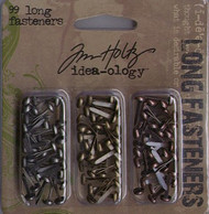 Tim Holtz Long Fasteners