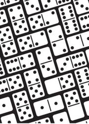 Dominoes Embossing Folder