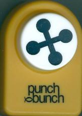 Cross Medium Punch