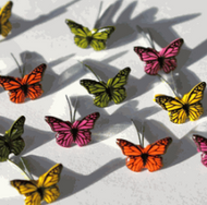 Butterfly Mini Brads