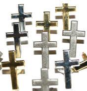 Cross Brads