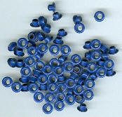 Cerulean Blue Round Eyelets Package of 1000