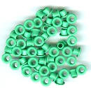 Arbor Green Round Eyelets Package of 100
