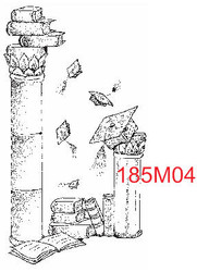 Graduation Columns - 185M04