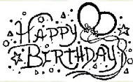 Happy Birthday - 31W01
