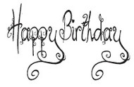 Happy Birthday - 191W04