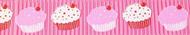 Cupcake Grosgrain Ribbon