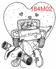 Just Married - 184M02