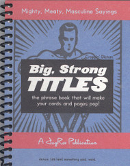 Big Strong Titles Book