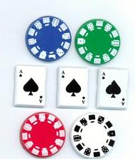 Poker Brads