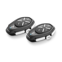 Interphone Urban Twin Pack Bluetooth Intercom