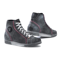 TCX X-Street lady Waterproof Boots - Anthracite Grey / Fucsia