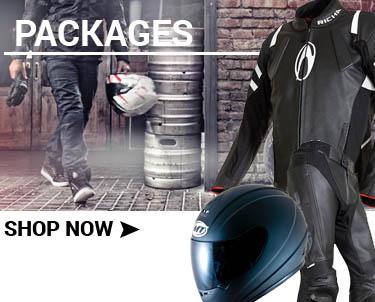 Motorbike clothing Package Deals