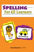 Spelling for All Learners - Grades 2-7