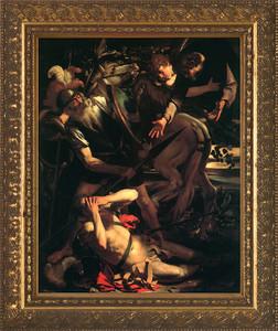 The Conversion of St. Paul Framed Art