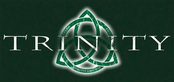 Trinity with Logo Mug