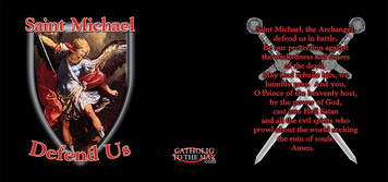 St. Michael Defend Us & Prayer Mug