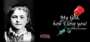 St. Therese of Lisieux (Child) Mug