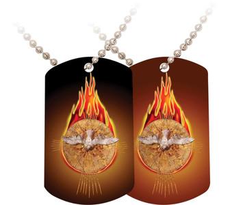 Holy Spirit Fire Dog