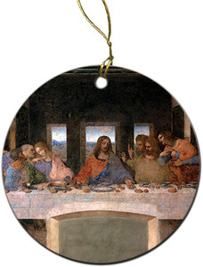The Last Supper Ornament