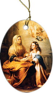 St. Anne Ornament