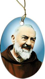 St. Padre Pio Ornament