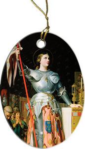 St. Joan of Arc Ornament