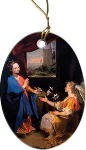 Annunciation II Ornament