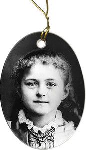 St. Therese (Child) Ornament