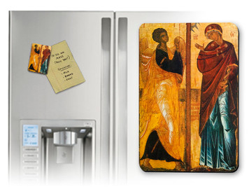 Annunciation Icon Magnet