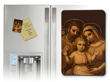 Holy Family (Antique) Magnet