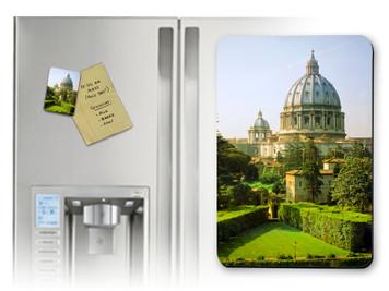 Vatican Gardens Magnet